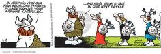 Hagar The Horrible - Recycle Comic Strips | The Comic Strips