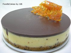 FOOD & CAKES: Mousse de natillas caseras y chocolate (THERMOMIX)