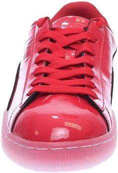Puma Basket Patent Ice Fade red size 9.5 men.  fashion  clothing  shoes 123ac04f8