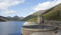 The Silent Valley Reservoir, County Down