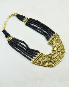 Royal Enchantress Necklace - Black