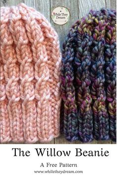 6b9d287ea2c Knitting Patterns for Beginners