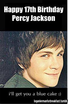 Happy birthday Percy!!!!!!!!!!