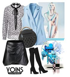 """Yoins"" by irinavsl ❤ liked on Polyvore featuring yoins and loveyoins"