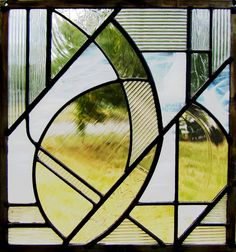Abstract Stained Glass Designs | Sizes