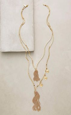 Dawning Layer Necklace #anthrofave