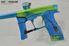 Planet Eclipse GEO 3.5 Lime/Teal