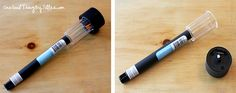 DIY Solar-Powered Mason Jar LuminariesOne Good Thing by Jillee | One Good Thing by Jillee