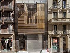 Barselona'da Bir Konut, Mateo Arquitectura