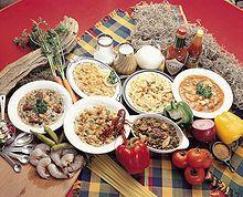 ルイジアナ・クレオール料理の典型的なメニュー-ルイジアナ州 - Wikipedia