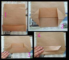 sacchetti carta fai da te - Cerca con Google