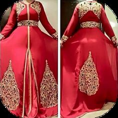 A traditional Moroccan caftans for brides traditional sewing exported Moroccan takchita DJELLABA Agafatn 2017 Muslim Wedding Dresses, Prom Dresses, Formal Dresses, Moroccan Caftan, Islamic Clothing, Hijab Dress, Wedding Photography Poses, Muslim Couples, Muslim Fashion