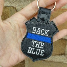 Check out this item in my Etsy shop https://www.etsy.com/listing/266008871/back-the-blue-law-enforcement-thin-blue