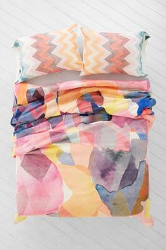 Joanna Goss For DENY Designs Hot Springs Duvet Cover - from our new artist collab with Urban Outfitters!