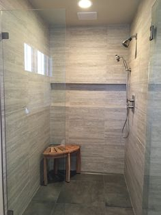 Master bathroom remodel, Arctrurus Studio Interior Design, #arcturusstudio #infinity drain #silvertravertine Studio Interior, Interior Design, Travertine, Master Bathroom, Bathtub, Nest Design, Standing Bath, Bath Tub, Home Interior Design