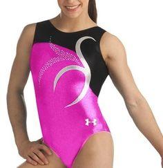 Under Armour Team USA Hot Pink Tank Leotard - Celebrities who wear ...