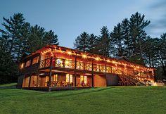 New York Wedding Guide - Camping Reception Locations -- New York Magazine
