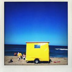 Life's a beach (Onemana, New Zealand)