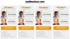 Nouveaux sites des agences Meilleurtaux dans le Finistère Nord http://www.finisterenord-meilleurtaux.com pour trouver un courtier en crédit immobilier proche de chez vous.