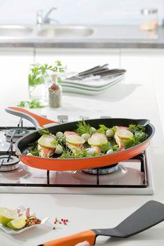 Ustensiles de cuisine acier inoxydable 7 pi¨ces Pradel France