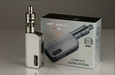 coolfire 4 plus innokin + Apex