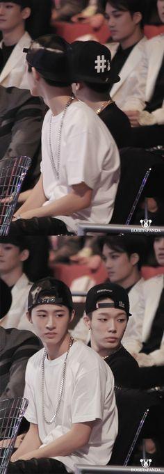 Baby Pooh and Mickey looks so deym cute ❤ Kim Hanbin Ikon, Ikon Kpop, Hip Hop, Jay Song, Ikon Debut, Double B, Yg Entertainment, Funny Babies, Handsome Boys
