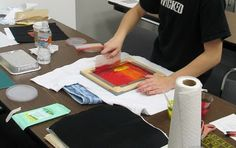 Manual de Serigrafia Parte 1 ~ Design de Camisetas