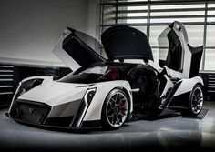 Vanda Electrics Has Unveiled Dendrobium Concept Car