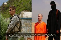 How ISIS Faked James Foley Beheading Video ~ This article brings up some things that have bothered me about this video, too. See what you think. Foley is smiling in parts of the video. He certainly does NOT seem like a man who knows he's about to be beheaded...