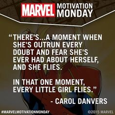 """#MarvelMotivationMonday"""