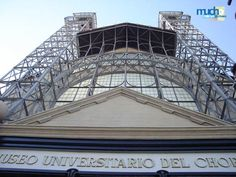 'Museo Universitario del Chopo - MUCH'.