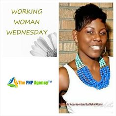 Parisnicole Payton - The PNP Agency Working Woman, Wednesday, Crochet Necklace, Jewelry, Women, Fashion, Jewlery, Moda, Crochet Collar