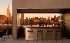 Best Rooftop Bars in NYC: La Piscine