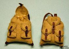 Mimin Dolls: Tutorial mini mochila