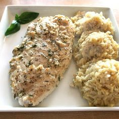 Mom, What's For Dinner?: Lemon Garlic and Herb Halibut