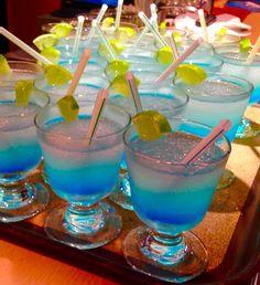 The Blue-footed Booby Cocktail aboard Yacht 'La Pinta' in the Galápagos Islands, Ecuador