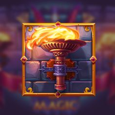 We're glad to represent our new game concept. New slot game in the spirit of magical middle ages. Game Mobile, Mobile Icon, Mobile Art, Game Ui Design, Icon Design, Best Casino Games, Magic Theme, Concept Art Tutorial, Game Icon