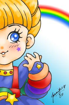 rainbow brite - Buscar con Google