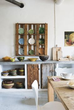 Designer Katrin Arens Own Kitchen