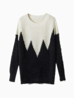 Mountains Sweater