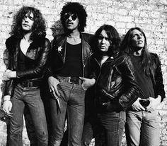 Irish Rockers Thin Lizzy