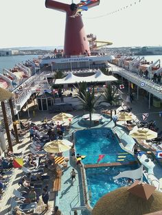 Carnival Sensation....Christmas 2012..in the Bahamas.
