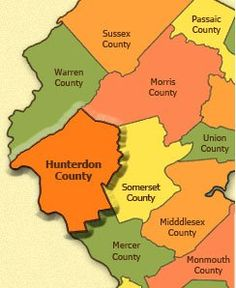 Hunterdon County, #NJ Town Listings: Homes for Sale, Land Lots, Rentals, Commercial.  http://www.njestates.net/nj/counties/hunterdon