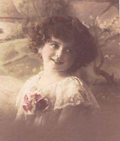 Vintage Ephemera Photo