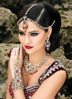 Gorgeous #indian_bride
