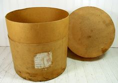 Vintage Industrial Assembly Line Round Lidded by DivineOrders, $28.00
