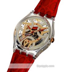 Swatch Feuer GK177 - 1994 Fall Winter Collection