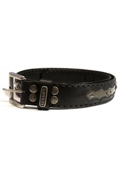 Mens clothing accessories: Sendra Black Leather Belts Cint Pull City - available @ http://bootsjeansandleathers.com/