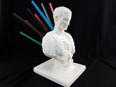 Julius Caesar Pencil Holder Julius Caesar Andrea Di Pietro Di Marco Ferrucci At The