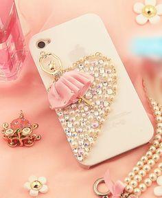 Handmade Iphone Case Cover Little Dreaming Ballerina Girls ④